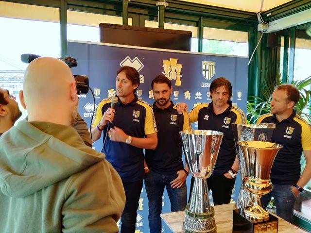 Parma Legends a Colorno
