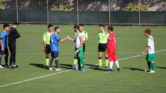 Arbitro parmense per il derby con la Piccardo